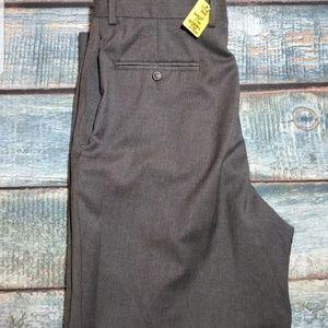 Jos. A. Bank Men's Wool Dress Pants Gray Size 34R